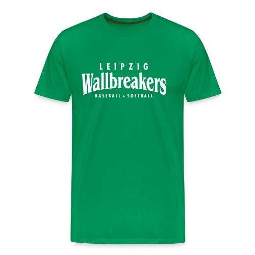 Wallbreakers-T-Shirt - Männer Premium T-Shirt