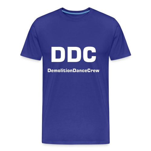 DDC Official Basic Tee - Men's Premium T-Shirt
