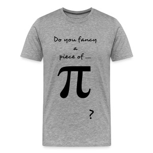 Piece of PI? - Men's Premium T-Shirt