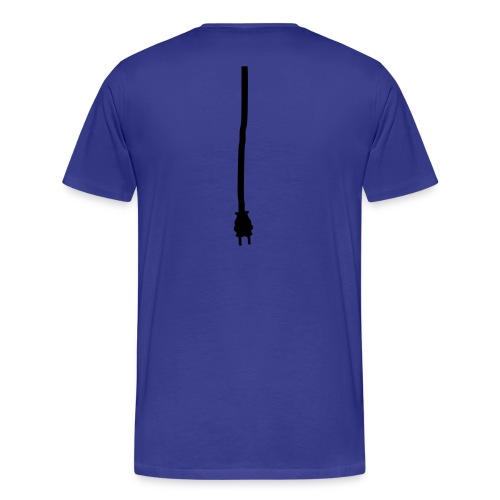 Jackstik - Herre premium T-shirt