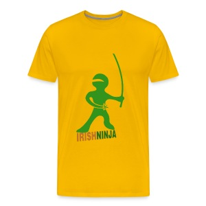Irish Ninja - Men's Premium T-Shirt