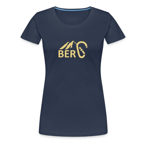 Berg - Frauen Premium T-Shirt