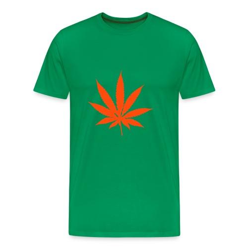 Lubimy jarać towar - Koszulka męska Premium