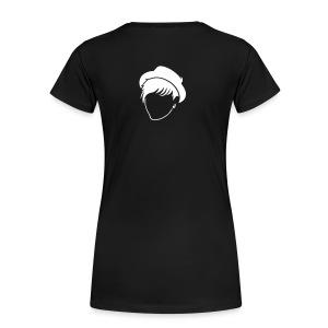 Girlieshirt - Run away  - Frauen Premium T-Shirt