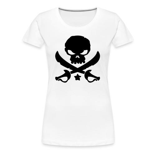 noire et fiere 95 - T-shirt Premium Femme