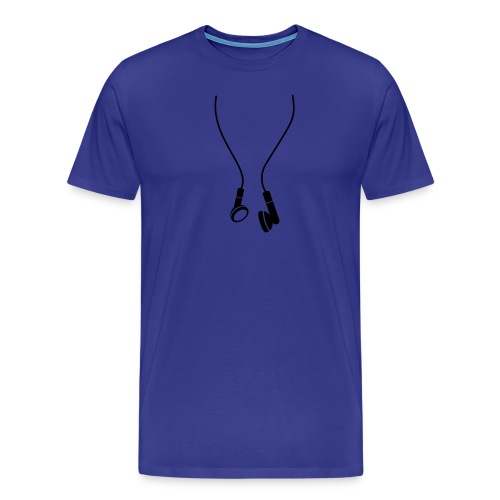 MusicMe - Maglietta Premium da uomo