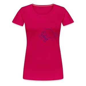 Simone Fass Riesenseekuh Doris - Frauen Premium T-Shirt
