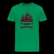 T-Shirts ~ Männer Premium T-Shirt ~ ts-flamingdodge