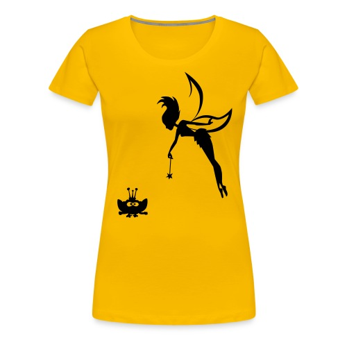 Magic Fairy - Frauen Premium T-Shirt