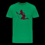 T-Shirts ~ Männer Premium T-Shirt ~ ts-tankgirl
