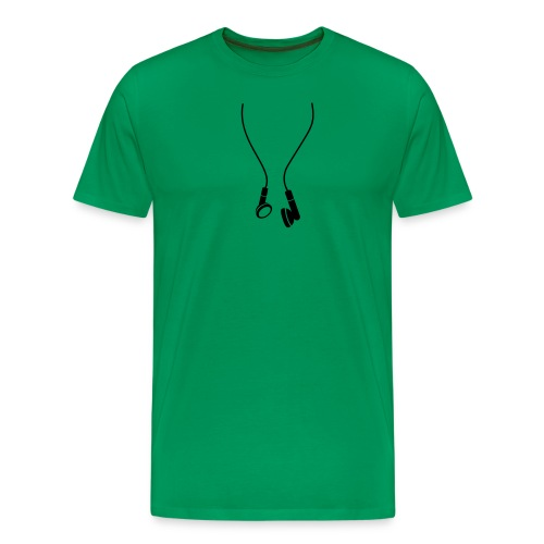 CtrlZ-Phones - Camiseta premium hombre