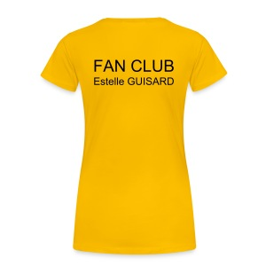 Tee-Shirt Fan Club Enfant - T-shirt Premium Femme