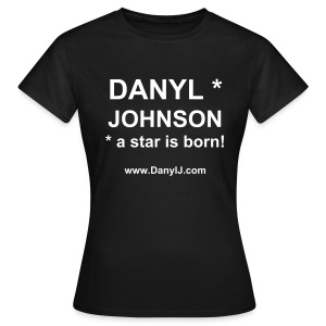 Danyl Johnson Women's T-shirt White - Women's T-Shirt