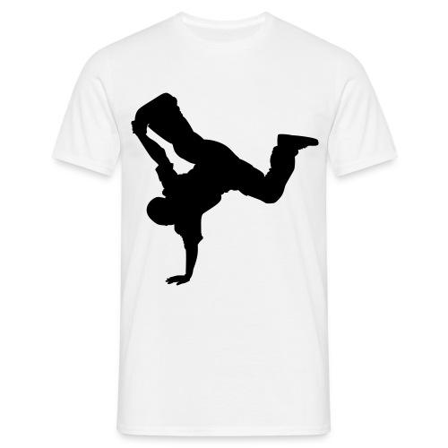 Breakdance (black) - Men's T-Shirt