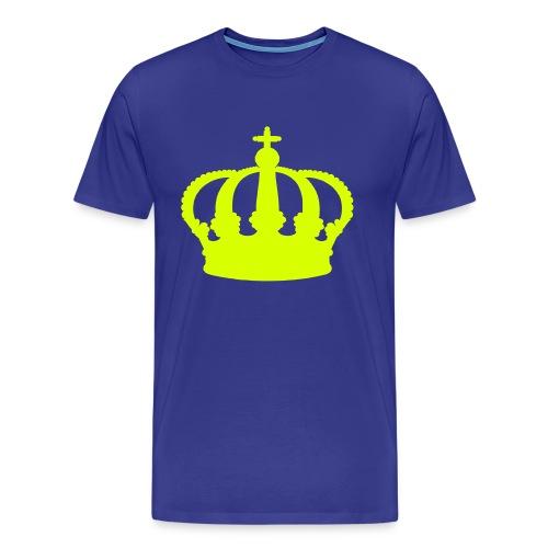 crown - Mannen Premium T-shirt