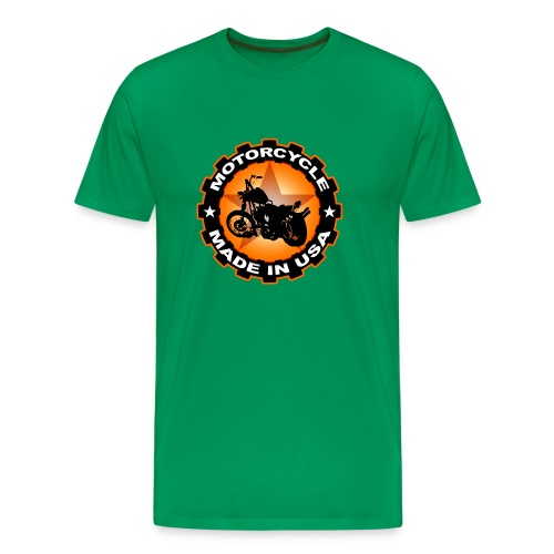 pour les fan de moto - T-shirt Premium Homme