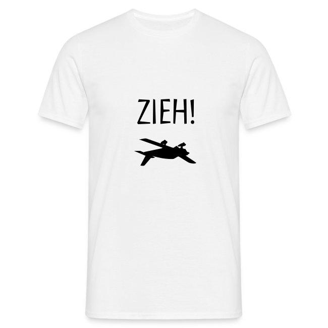 RC-Fanshop | Zieh! T-Shirt Farbe frei wählbar - Männer T-Shirt