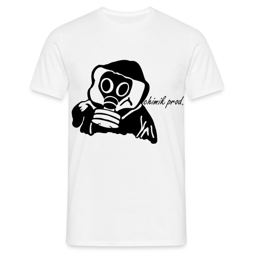 T-shirt Gas Mask Homme - T-shirt Homme