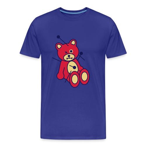 Bear .. - Koszulka męska Premium