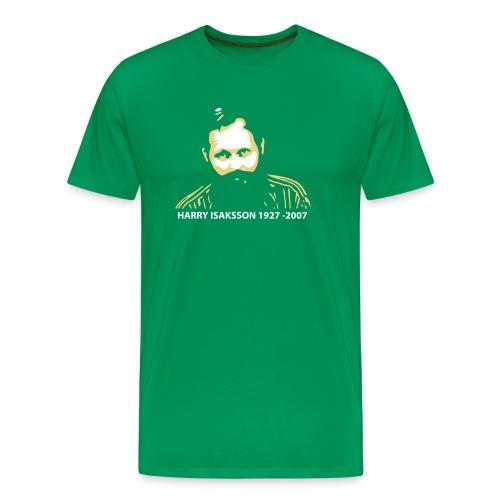 Harry Isaksson - T-shirt - Herr - Premium-T-shirt herr