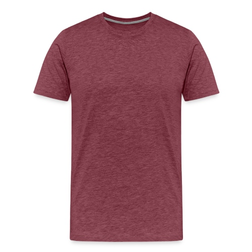 Plain Indigo Tee - Men's Premium T-Shirt