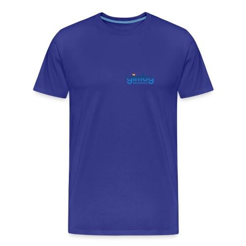 yimbylogo - Premium-T-shirt herr