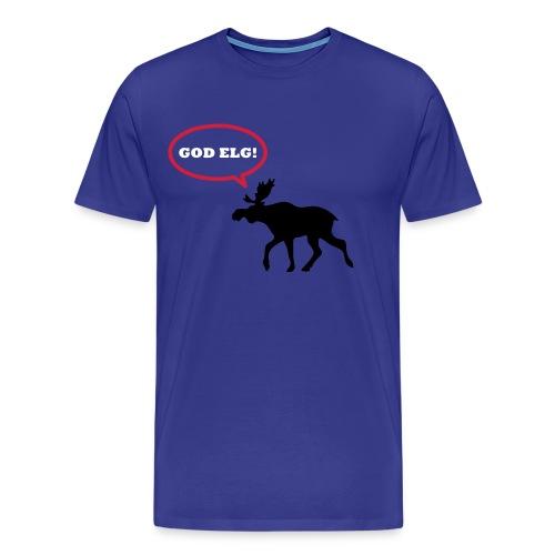 Tove - basis - Premium T-skjorte for menn