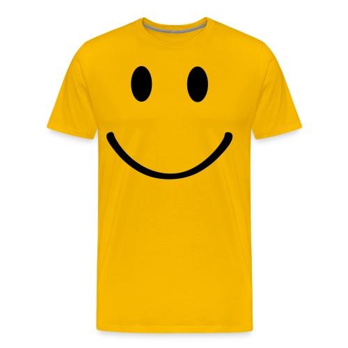 A - Premium-T-shirt herr