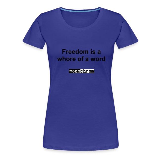 freedom - wmn