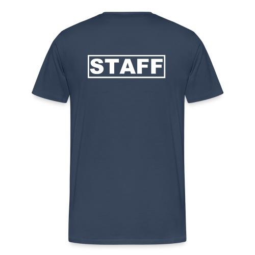 T-shirt (Staff) - Herre premium T-shirt
