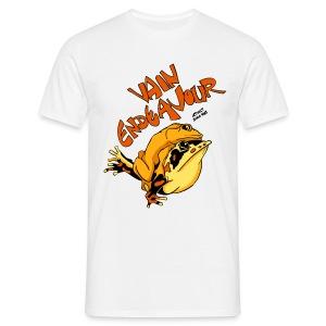 Volker Konrad Goldkröte - Männer T-Shirt