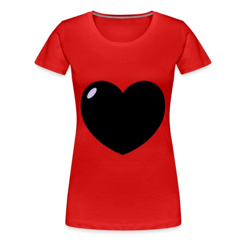 tee-shirt official de la boutique COEUR - T-shirt Premium Femme