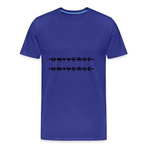 Parallel Universe T-Shirt - Men's Premium T-Shirt