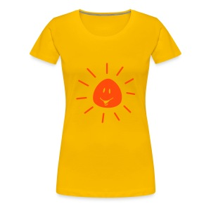 Women's Summer Day - Women's Premium T-Shirt