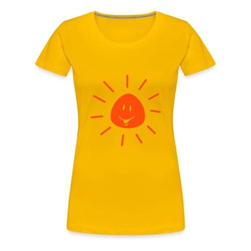 Women's Summer Day - Women's Premium T-Shirt