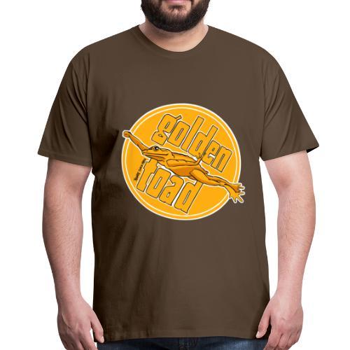 Volker Konrad Goldkröte - Männer Premium T-Shirt