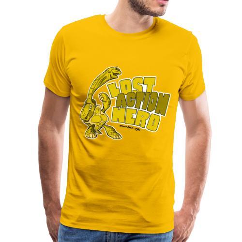 Volker Konrad Riesenschildkröte - Männer Premium T-Shirt