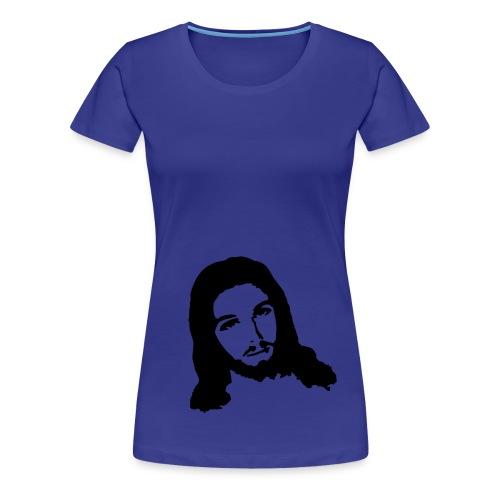 JESUS CHRIST - Women's Premium T-Shirt