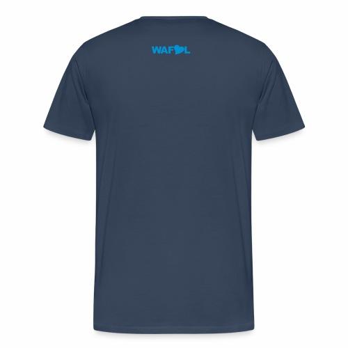 LS10 WHITES BACK TO WHERE THE... - Men's Premium T-Shirt