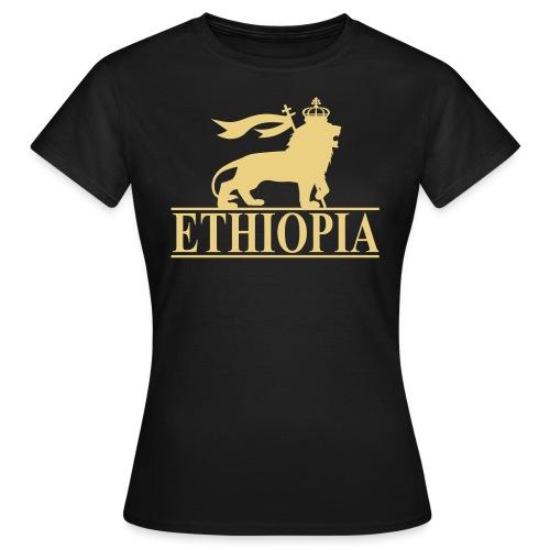 ETHIOPIA - T-shirt Femme