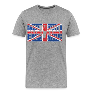 mad about England - Men's Premium T-Shirt