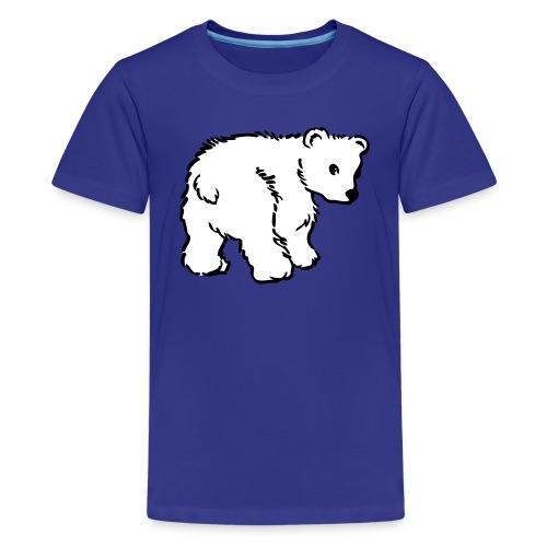 style - T-shirt Premium Ado