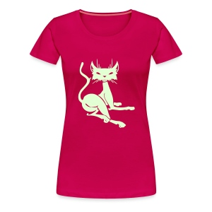 The Puzzy - Frauen Premium T-Shirt