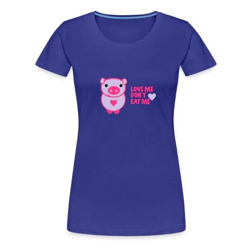 Love me - Women's Premium T-Shirt