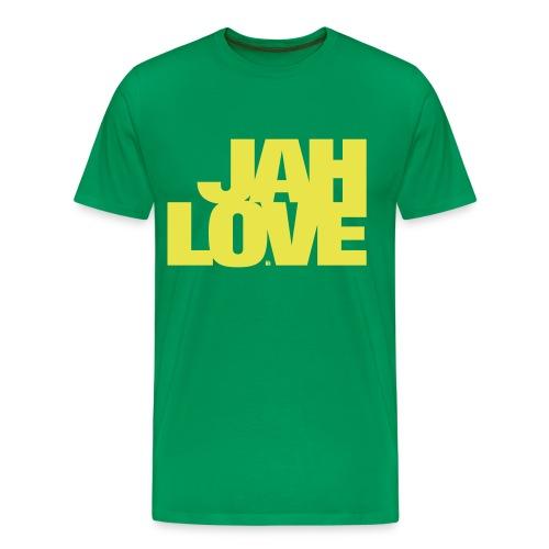 Jah Love - Männer Premium T-Shirt