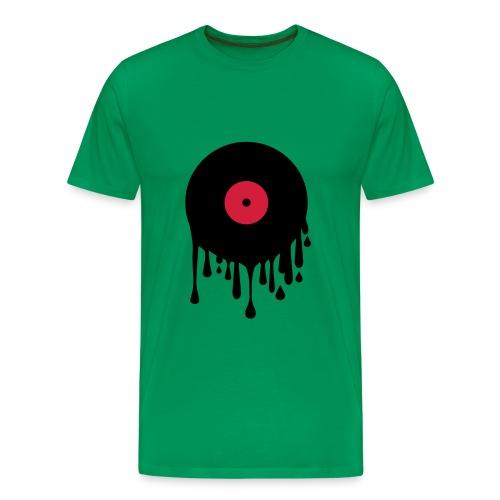 Disco  - Camiseta premium hombre