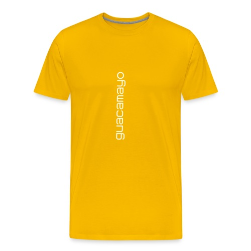 Original yellow - Men's Premium T-Shirt