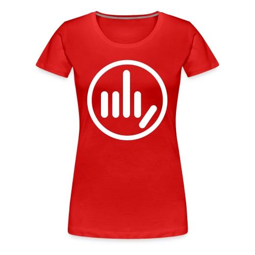 Plaisiranstalt Damen-Shirt - Frauen Premium T-Shirt