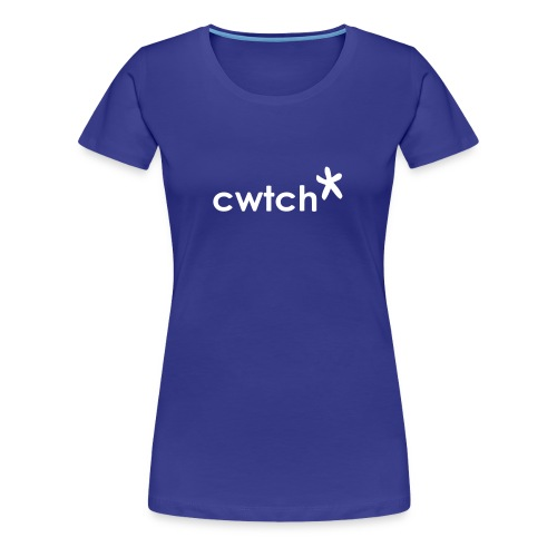 Ladies sexy cwtch - Women's Premium T-Shirt