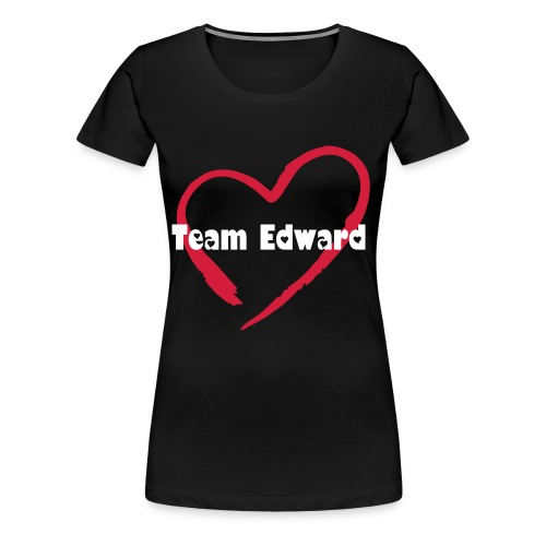 team Edward - Women's Premium T-Shirt